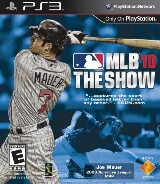 MLB 10: The Show Pack Shot
