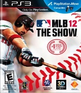 MLB 12 The Show Pack Shot