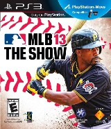 MLB 13: The Show Pack Shot
