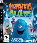 Monsters vs. Aliens Pack Shot