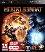 Mortal Kombat Pack Shot