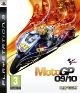 Moto GP 09/10 Pack Shot