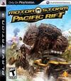 MotorStorm: Pacific Rift Pack Shot