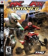 MX Vs. ATV Untamed Pack Shot
