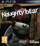 Naughty Bear Pack Shot
