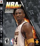 NBA 07 Pack Shot