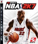 NBA 2K7 Pack Shot