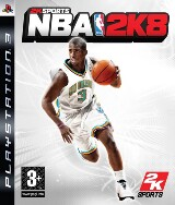 NBA 2K8 Pack Shot
