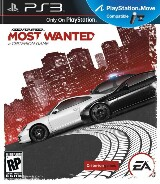 Need for Speed Most Wanted Pack Shot