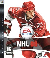 NHL 08 Pack Shot
