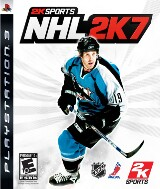 NHL 2K7 Pack Shot