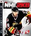 NHL 2K8 Pack Shot