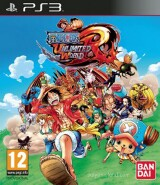 ONE PIECE Unlimited World Red Pack Shot