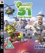 Planet 51 Pack Shot