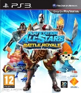 PlayStation All-Stars Battle Royale Pack Shot