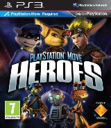 PlayStation Move Heroes Pack Shot