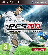 Pro Evolution Soccer 2013 Pack Shot