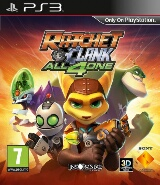 Ratchet and Clank: All 4 One Pack Shot