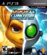 Ratchet & Clank: A Crack In Time Pack Shot