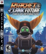 Ratchet & Clank Future: Tools of Destruction Pack Shot