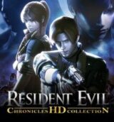 Resident Evil Chronicles HD Collection Pack Shot