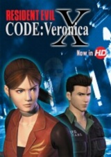 Resident Evil: Code Veronica X HD Pack Shot