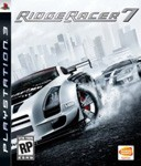 Ridge Racer 7 Pack Shot