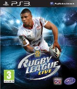 Rugby League Live Pack Shot