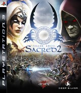 Sacred 2: Fallen Angel Pack Shot