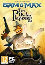 Sam & Max: The Devil's Playhouse Pack Shot