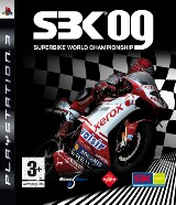 SBK-09 Superbike World Championship Pack Shot