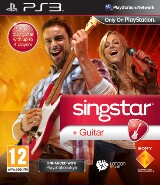 SingStar Guitar Pack Shot