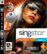 Sing Star: Pop Edition Pack Shot