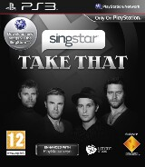 SingStar: Take That Pack Shot