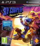 Sly Cooper Thieves in Time Pack Shot