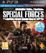SOCOM Special Forces Pack Shot