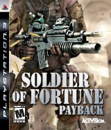 Soldier of Fortune: Payback Pack Shot