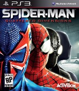 Spider-Man: Shattered Dimensions PlayStation 3