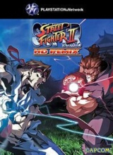 Super Street Fighter II Turbo HD Remix Pack Shot
