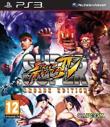 Super Street Fighter IV: Arcade Edition Pack Shot