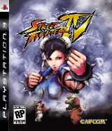 Super Street Fighter IV Pack Shot