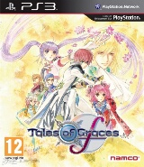 Tales of Graces F Pack Shot
