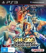 Tekken Revolution Pack Shot