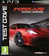 Test Drive: Ferrari Racing Legends Pack Shot
