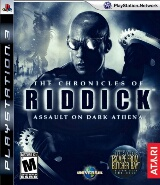 The Chronicles of Riddick: Assault on Dark Athena Pack Shot