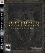The Elder Scrolls IV: Oblivion - Game of the Year Edition Pack Shot