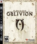 The Elder Scrolls IV: Oblivion Pack Shot