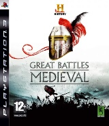 The History Channel: Great Battles - Medieval Pack Shot