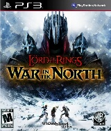 The Lord of the Rings: War in the North Pack Shot