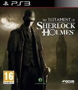 The Testament of Sherlock Holmes Pack Shot